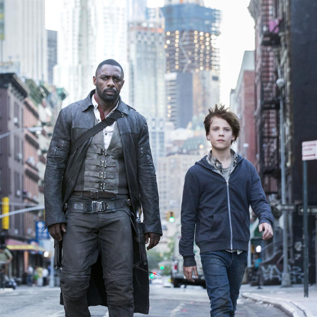 Good casting: But Idris Elba and Tom Taylor can't rescue The Dark Tower