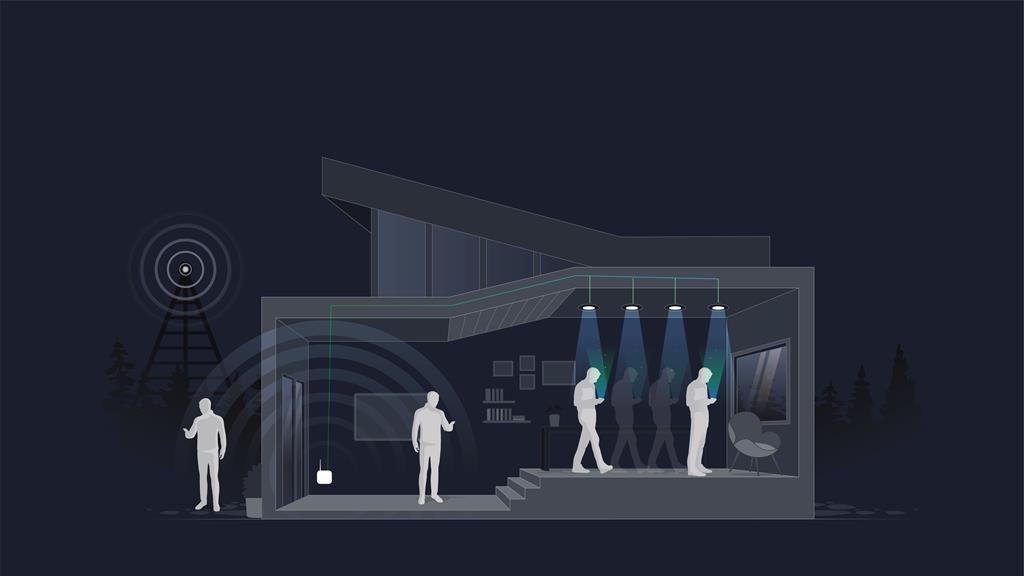 Bright idea: Li-fi puts wireless internet capability into your LED light bulbs