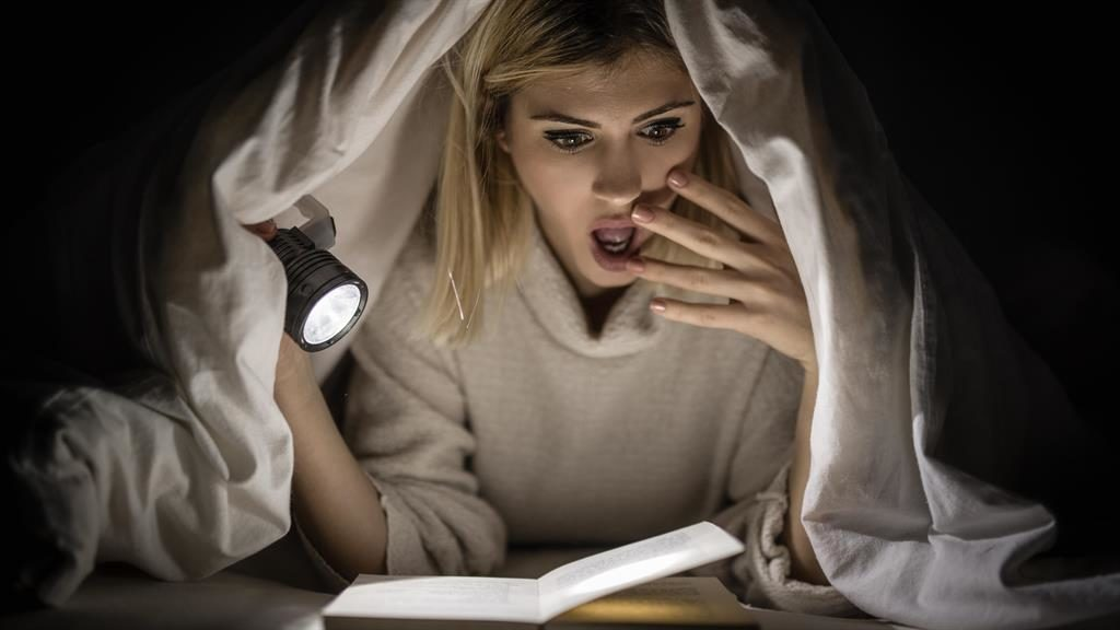 Too spooky: These Halloween reads will have you jumping at bumps in the night PICTURE: ALAMY