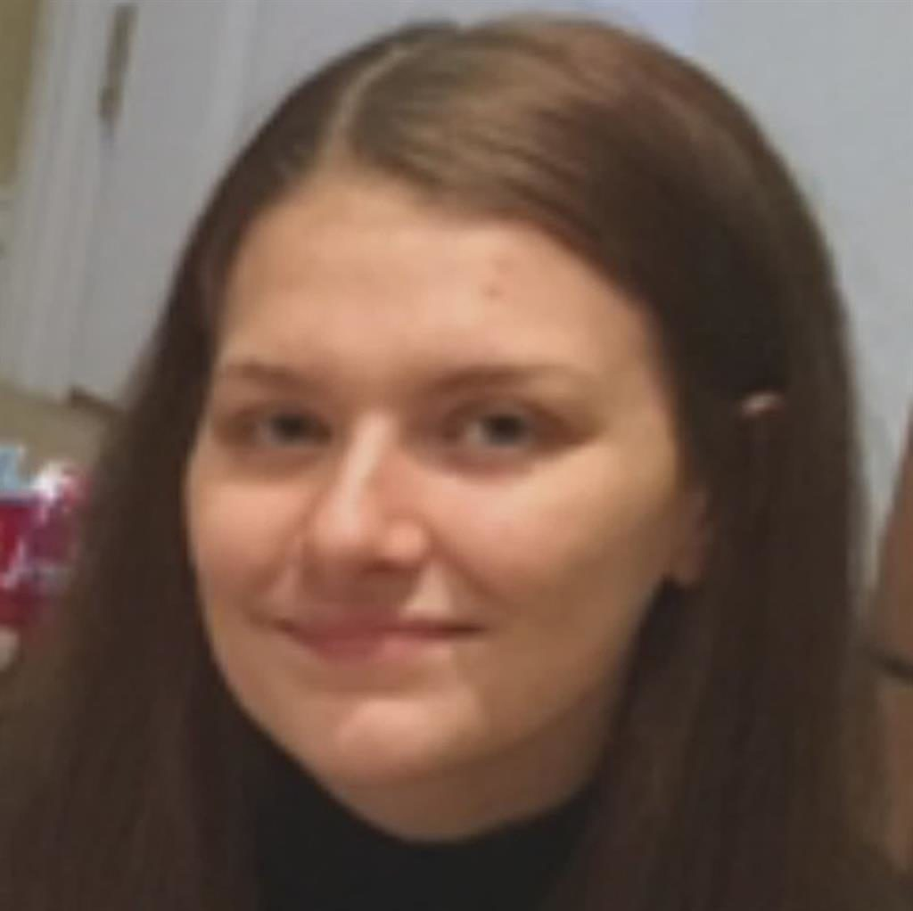 Missing: Libby Squire pictured on Christmas Day PICTURES: PA