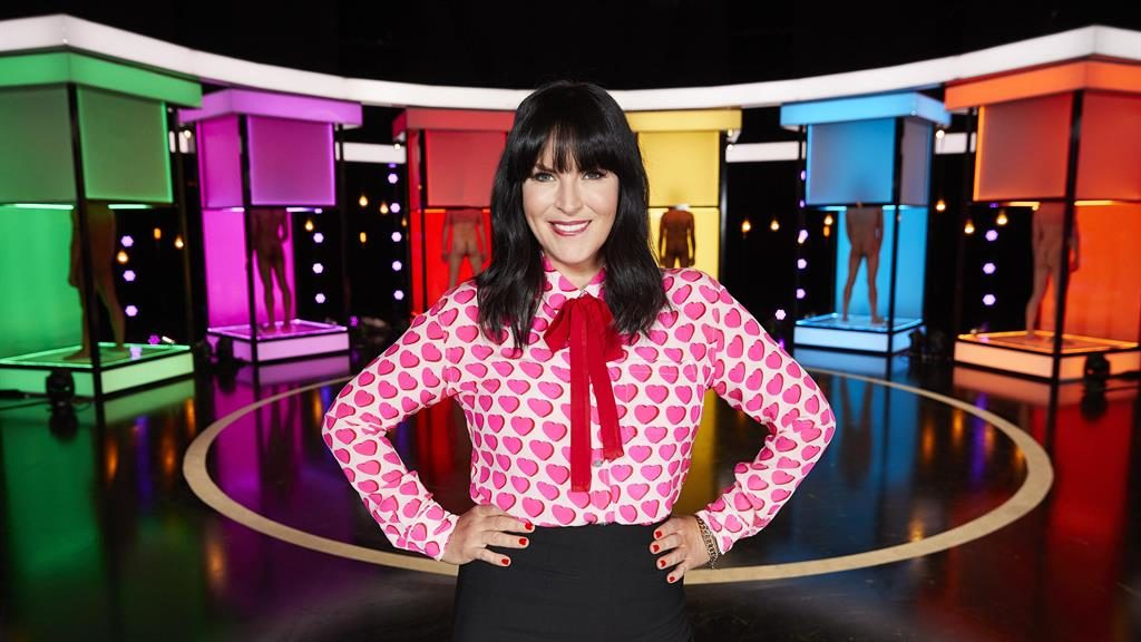 The real fling: Anna Richardson says other reality shows 'focus on everything fake... ours is for real' PICTURES: CHANNEL 4