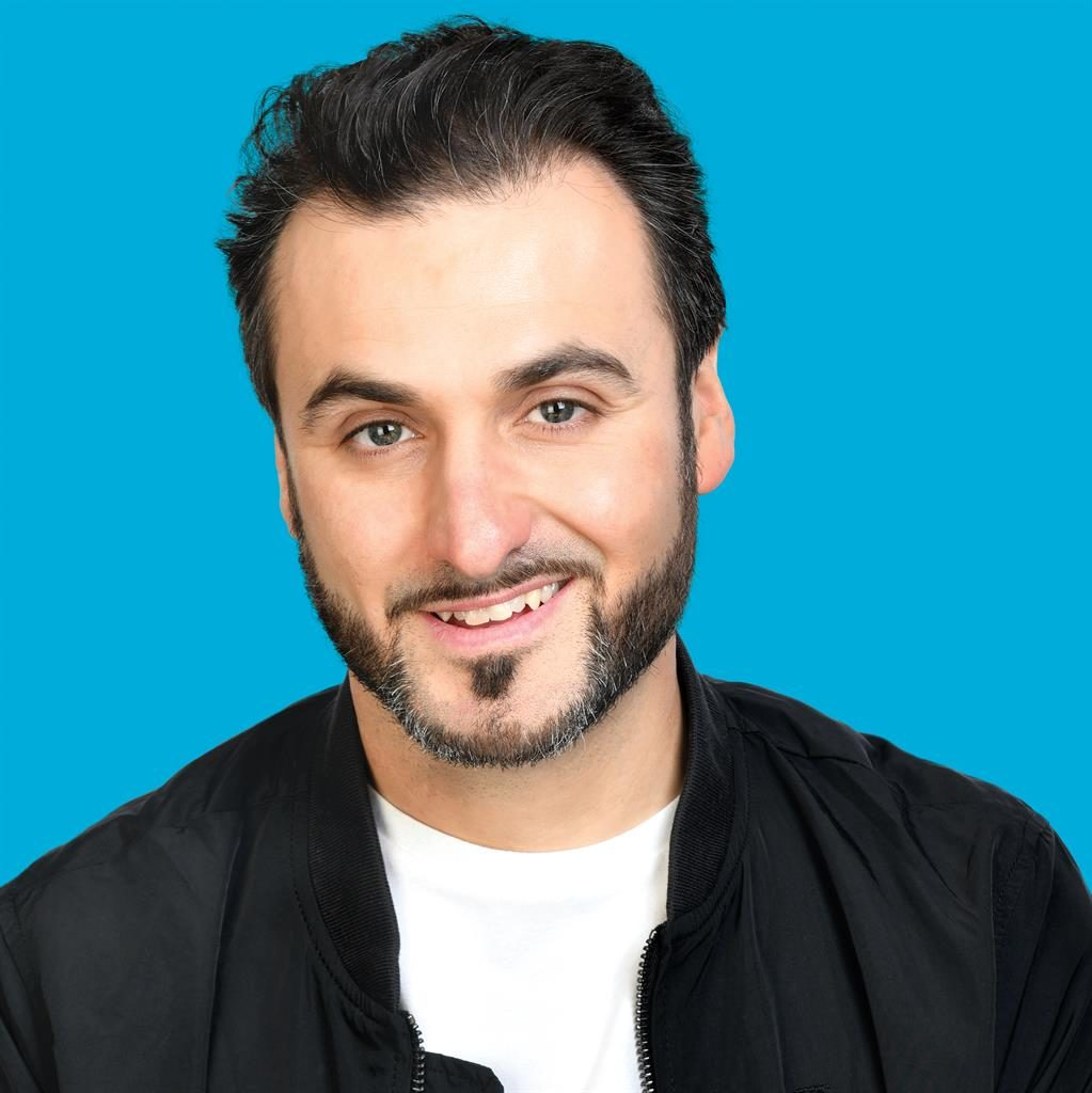 Moving up the property ladder: Patrick Monahan PICTURE: STEVE ULLATHORNE
