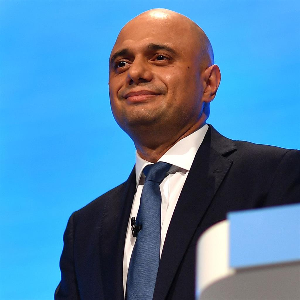 'Pay reward to millennials': Sajid Javid said his plans would give 4million a rise PICTURE: GETTY