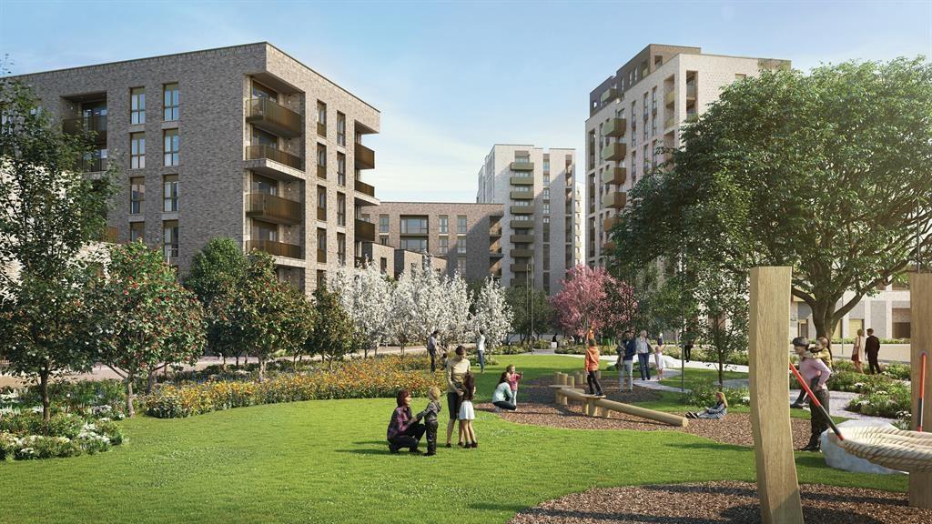 Manicured lawns: Fresh Wharf launches soon