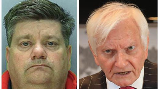 'Whitewash': Fantasist Carl Beech and ex-Tory MP Harvey Proctor PICTURES: CPS/PA