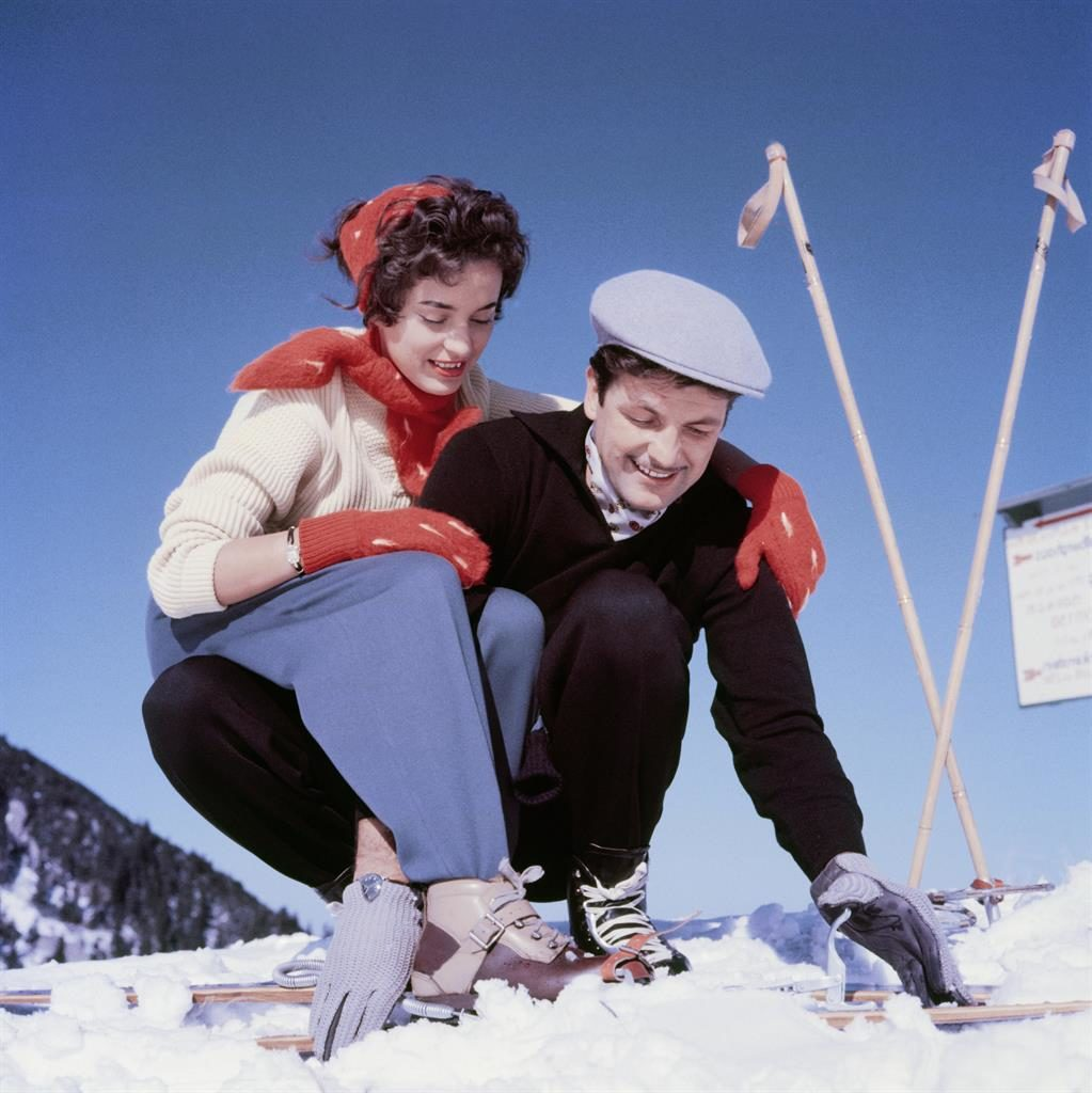 Snow capped: Are you correctly kitted out? PICTURE: ALAMY