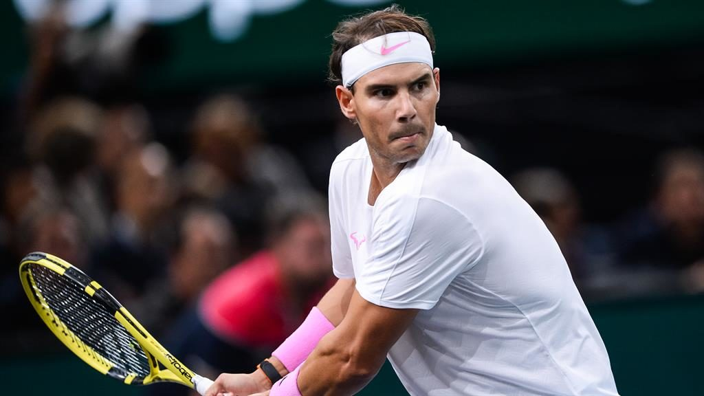 Fitness concern: Rafael Nadal PICTURE: GETTY
