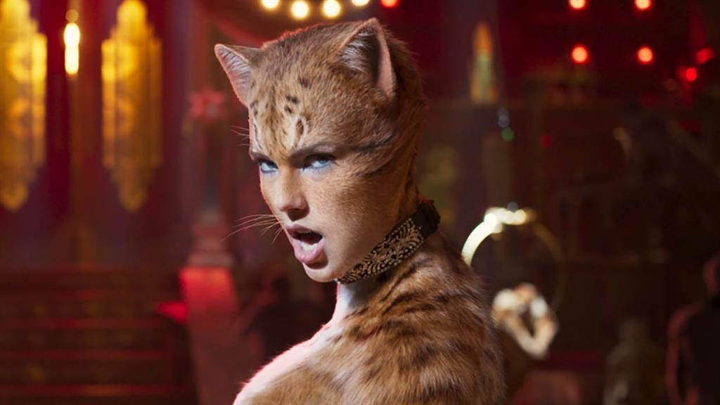 Purr-fect role: Tay as Bombalurina