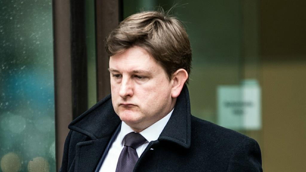 Denied assault: Matthew Feargrieve PICTURE: CENTRAL