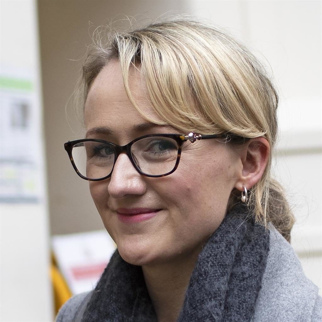 Contender: Rebecca Long Bailey PICTURE: LNP