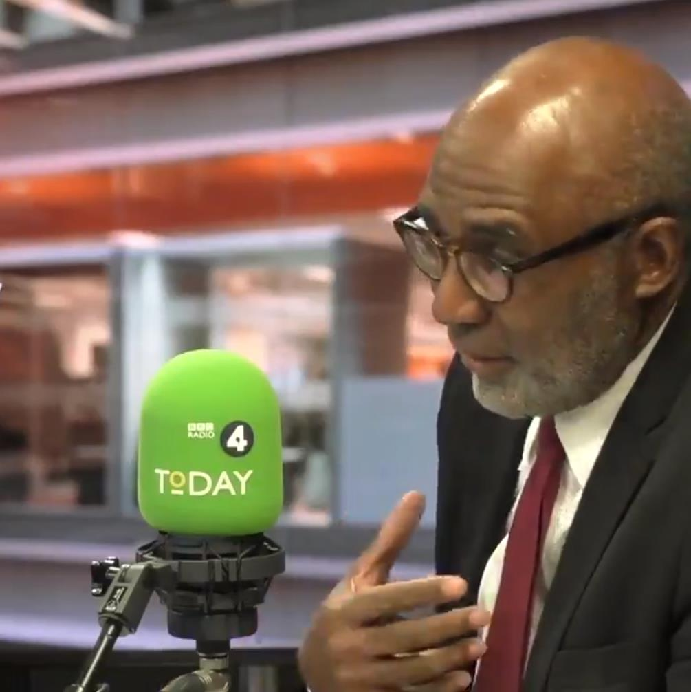 'Nonsense': Trevor Phillips argues Islamophobia is not a form of racism
