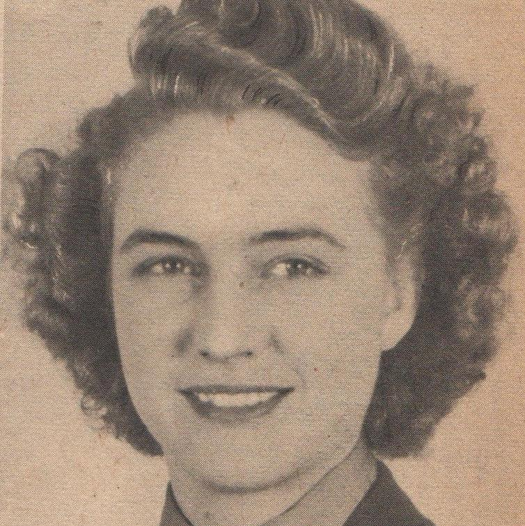 'Can-do spirit': 'Windy' Windham was 23 when she died. Below, with her wings