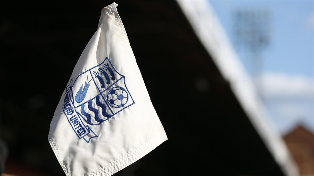 Flagging spirits: Times are hard at Roots Hall PICTURE: REX