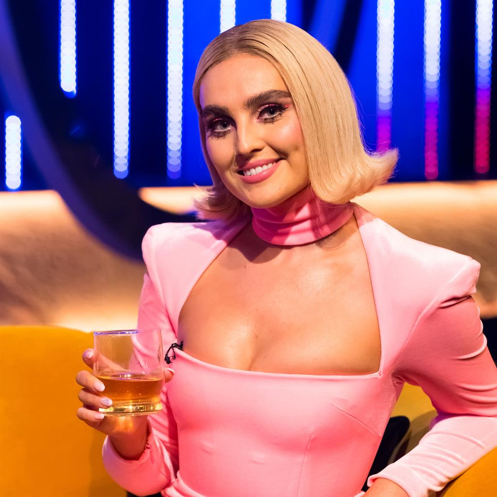 It's a lot': Perrie PICTURE: REX