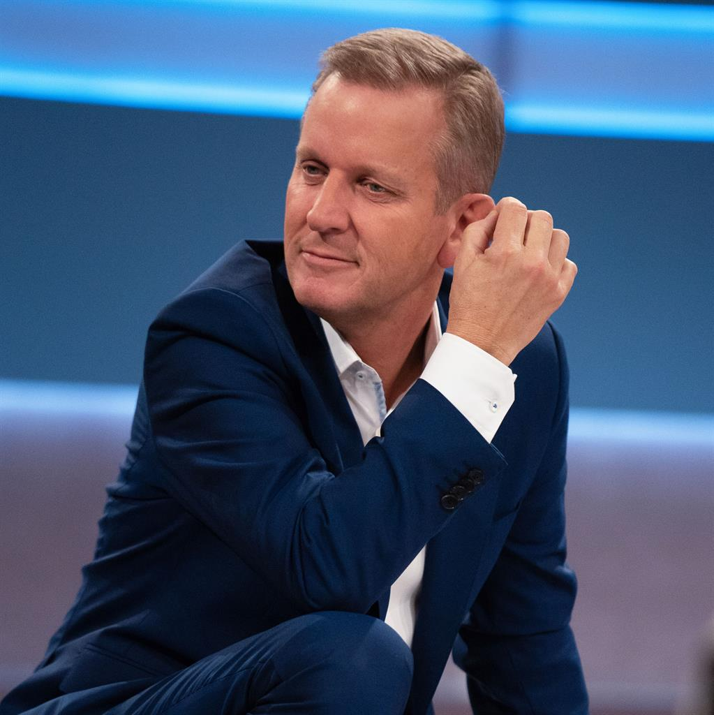 'Interested person': Jeremy Kyle pictured on his show last year