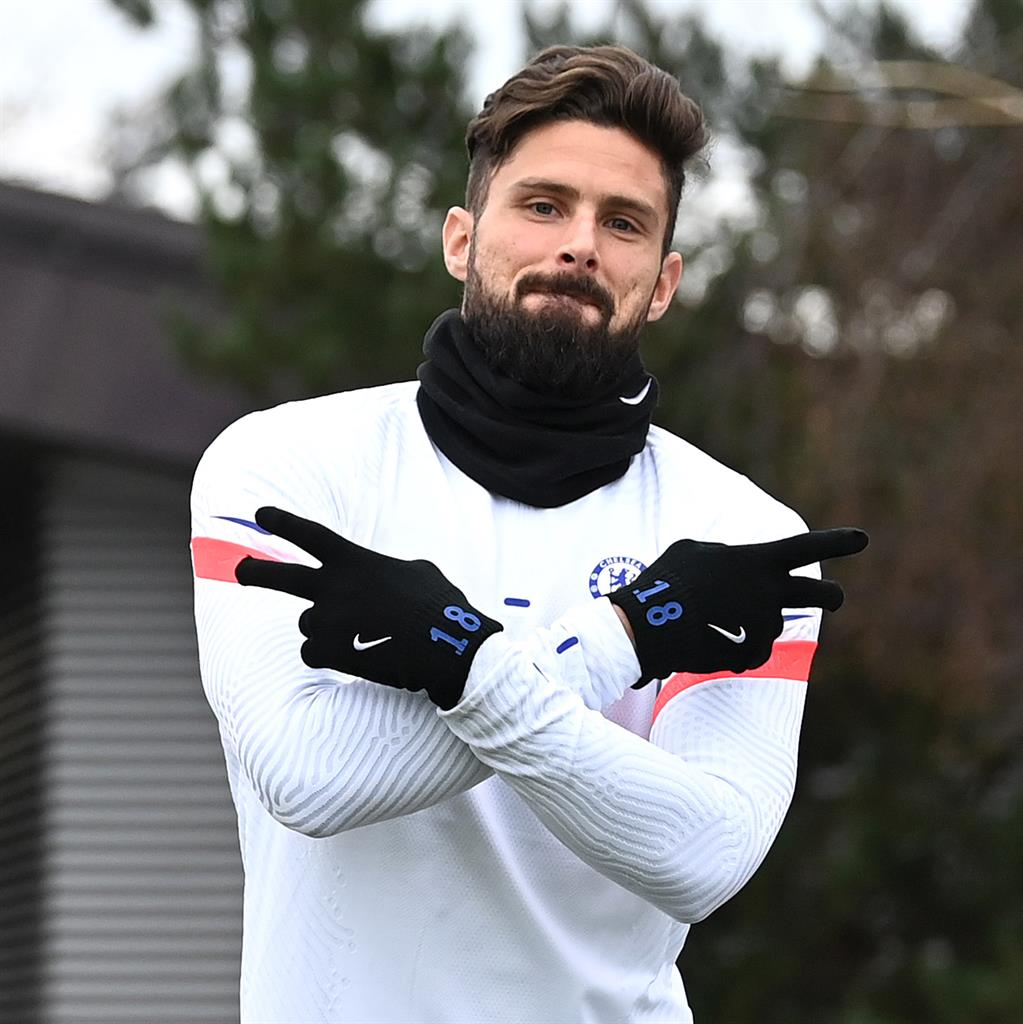 Wanted Olivier Giroud