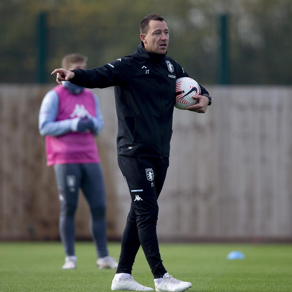 John Terry among frontrunners for vacant Derby County job