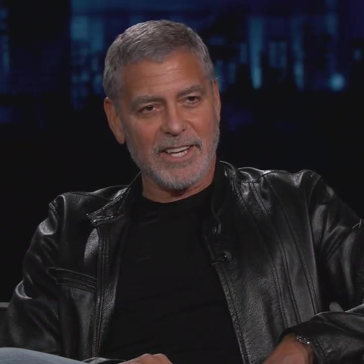 George Clooney reveals that his twins speak 'fluent Italian'