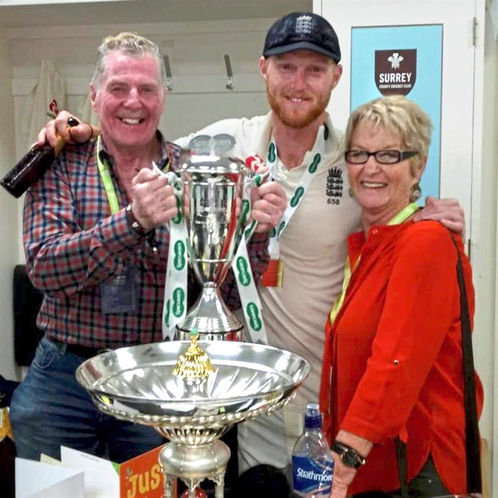 England allrounder Ben Stokes's father dies at 65 after battle with cancer