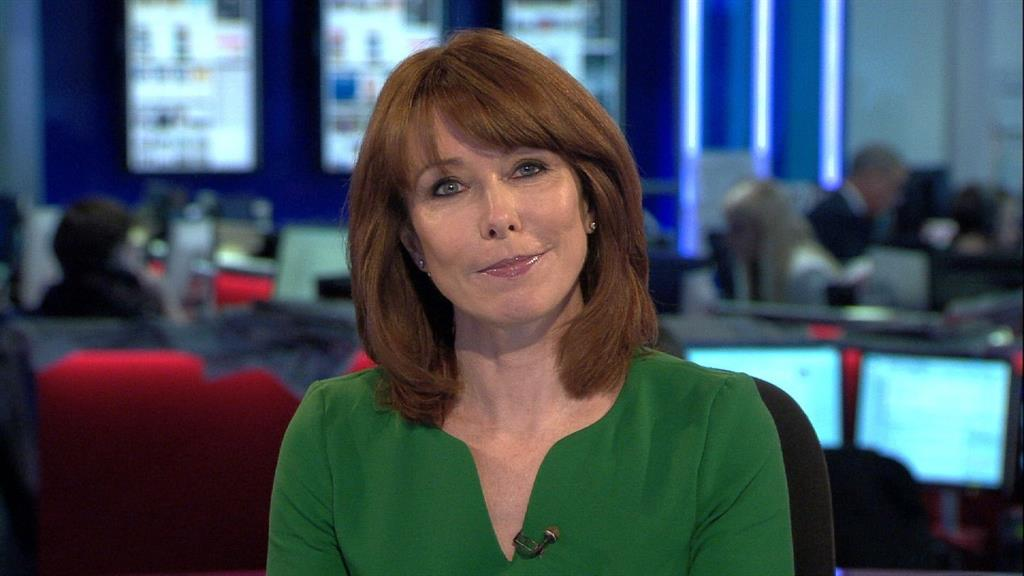 Sky News anchor suspended for breaching virus restrictions