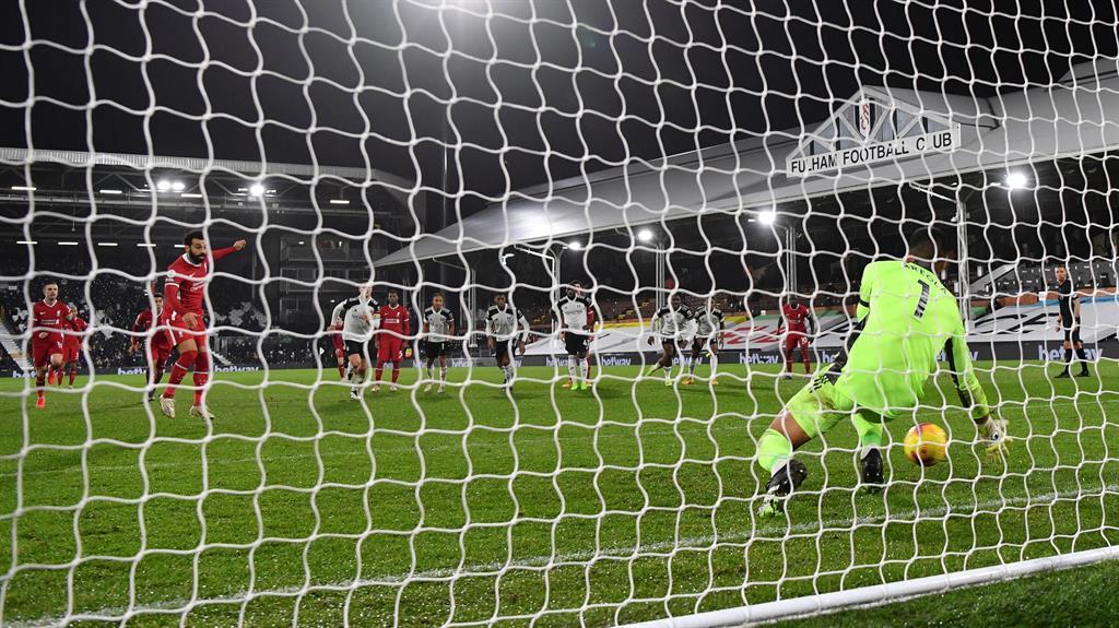 [Teams] Fulham vs Liverpool: Confirmed line-ups from Craven Cottage