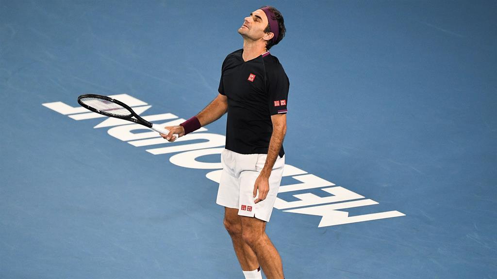 Federer Out of Australian Open