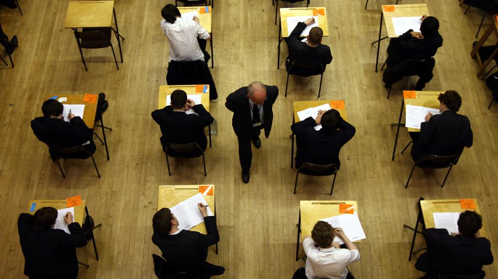 England's secondary schools face staggered return next term