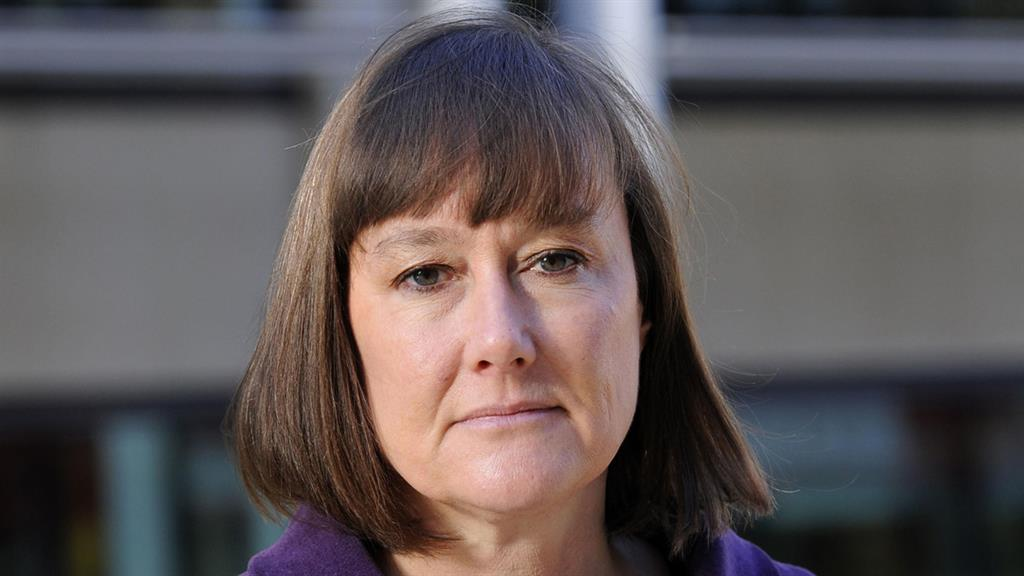 'Laid low': Cardiff Central MP Jo Stevens PICTURE: PA