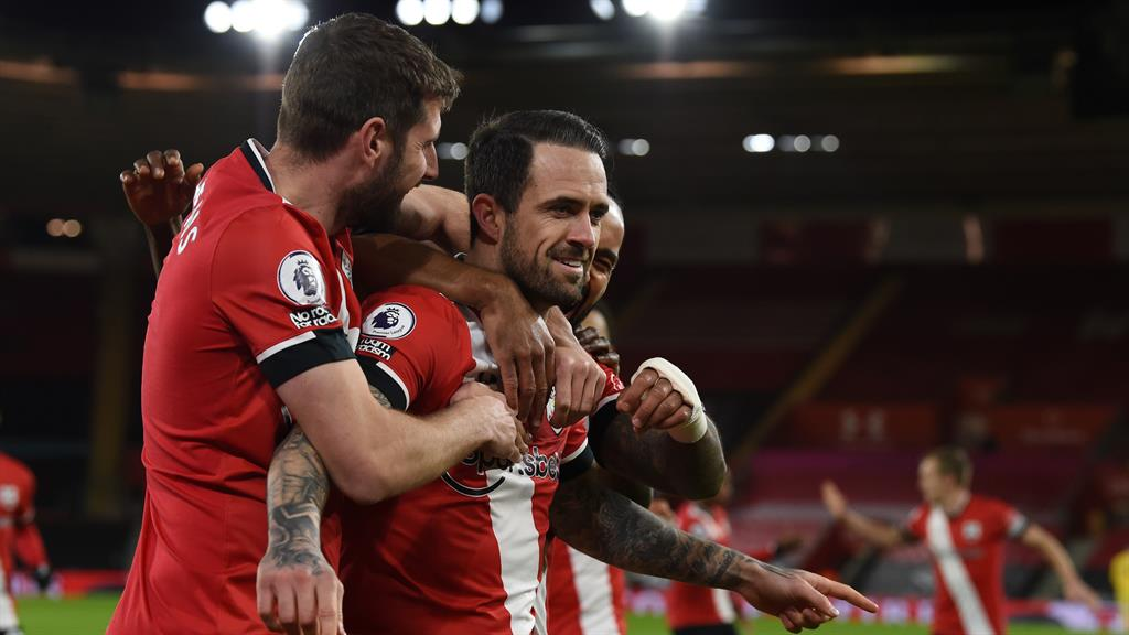 [Teams] Southampton vs Liverpool: Confirmed line-ups from St Mary's