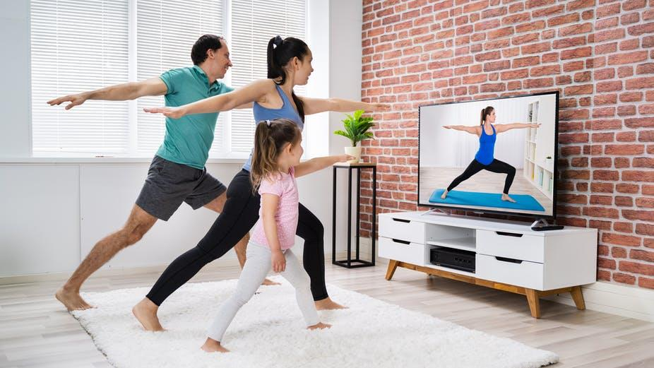 Personal preference: Try choosing exercise you enjoy PICTURE: SHUTTERSTOCK