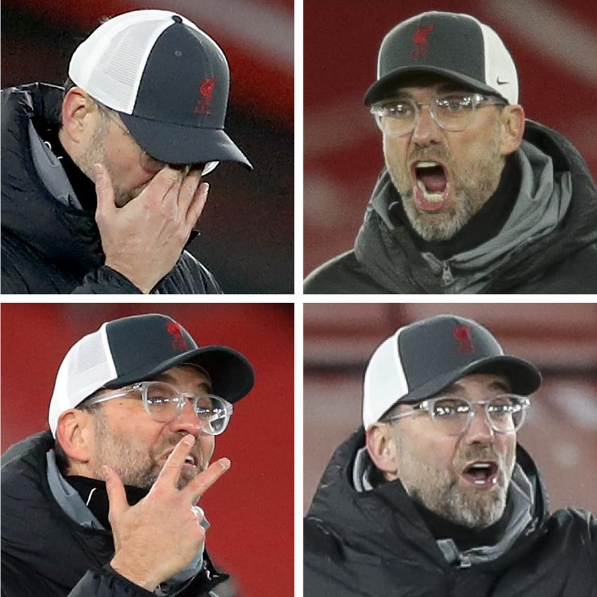Liverpool's Klopp: Keep Premier League going despite COVID-19 concerns