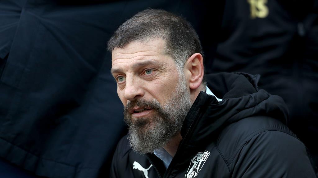 Slaven Bilic back in management three weeks after West Brom departure
