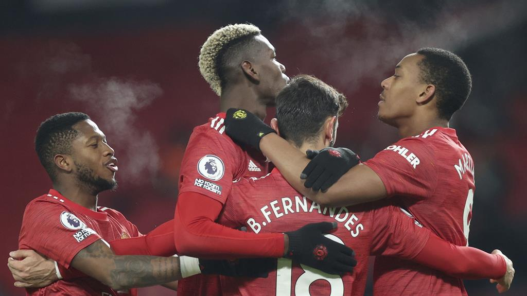 FA Cup draw: Manchester United face Liverpool in round four cracker