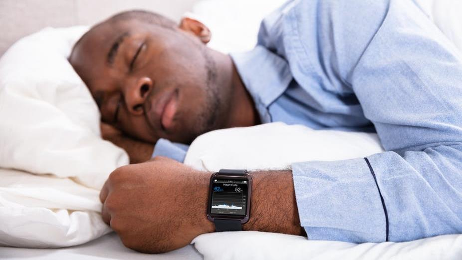 Pillow tech: Sleep trackers use an algorithm to estimate how much time you spent asleep based on body movements PICTURE: ANDREY_POPOV/ SHUTTERSTOCK