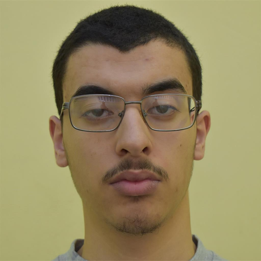 Accused: Hashem Abedi (above) and Ahmed Hassan (below) PICTURE: PA