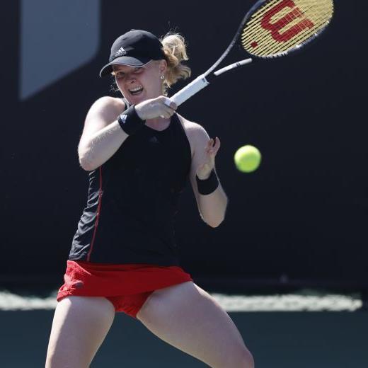 Francesca Jones qualifies for first Grand Slam tournament