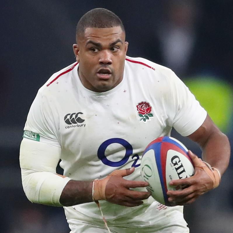 England prop banned for two weeks for swearing at referee