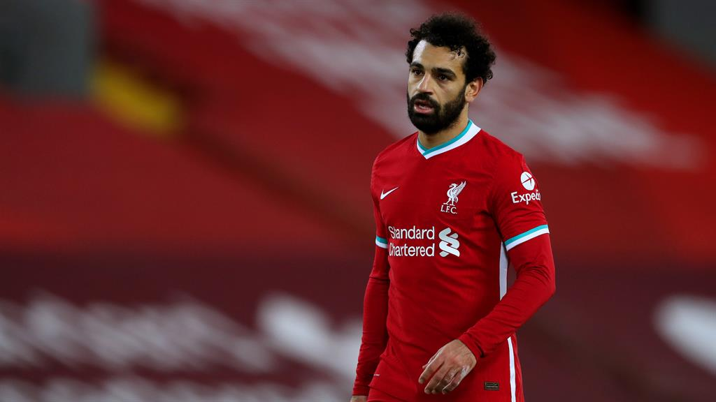 Salah: I want to stay at Liverpool as long as I can