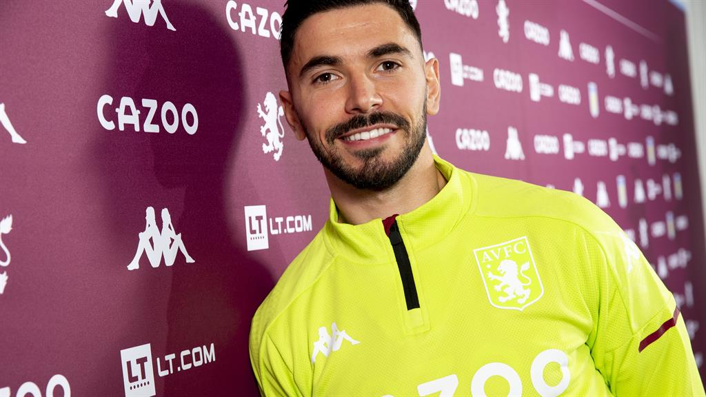 Villa sign Marseille midfielder Sanson