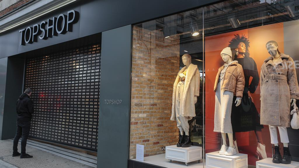 Business: As Topshop heads online for good, Metro asks if this is the death of the high street - Metro Newspaper UK